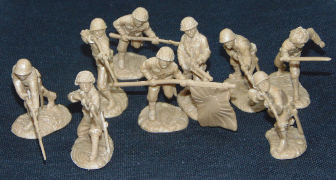 Toy Soldier Review | Warhorse Miniatures