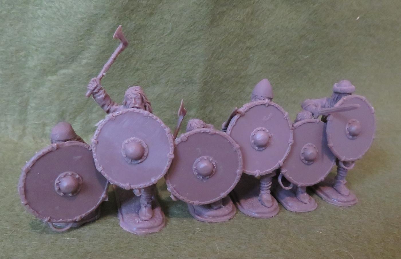 Viking Shield Wall1