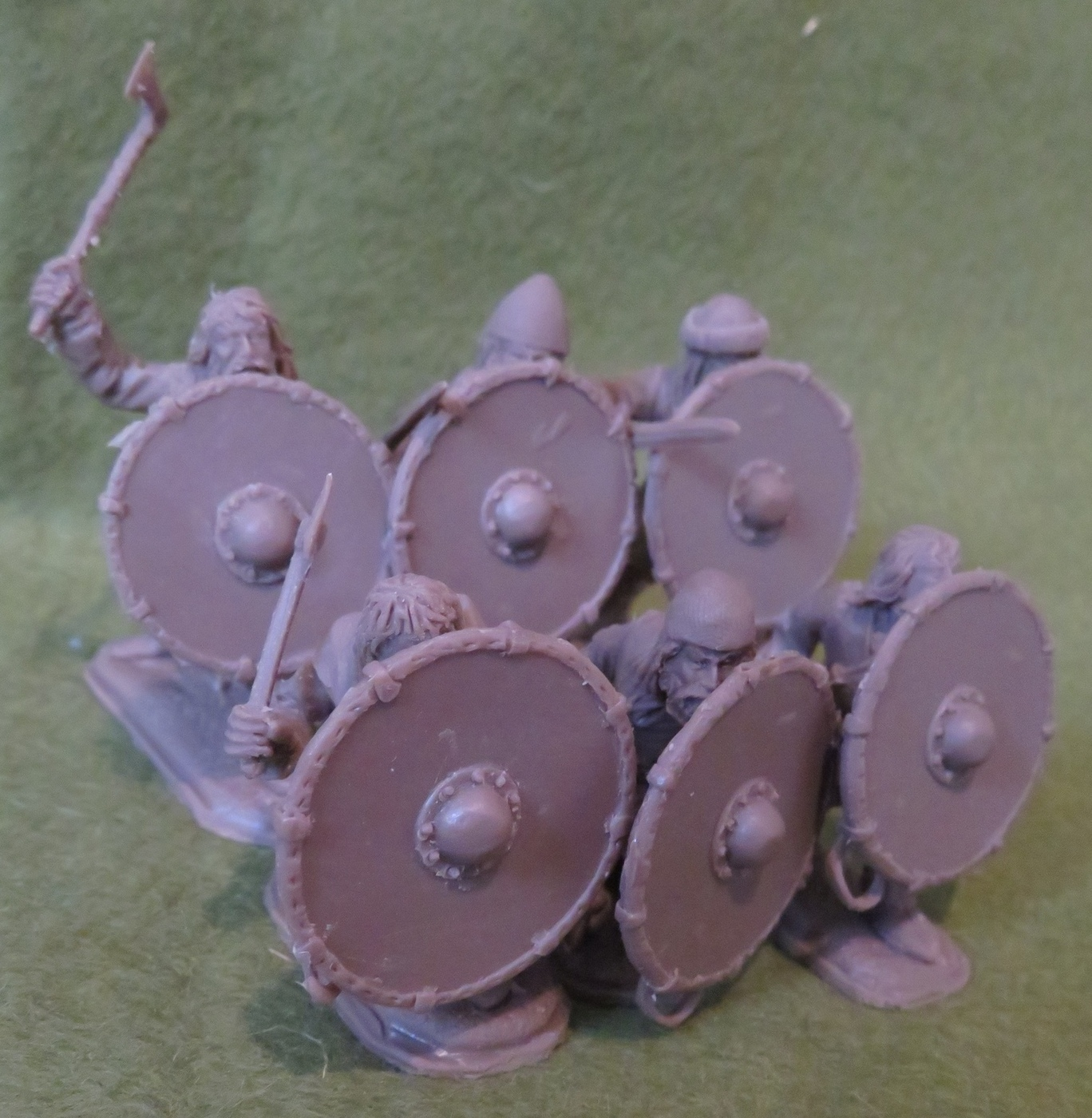 Viking Shield Wall3