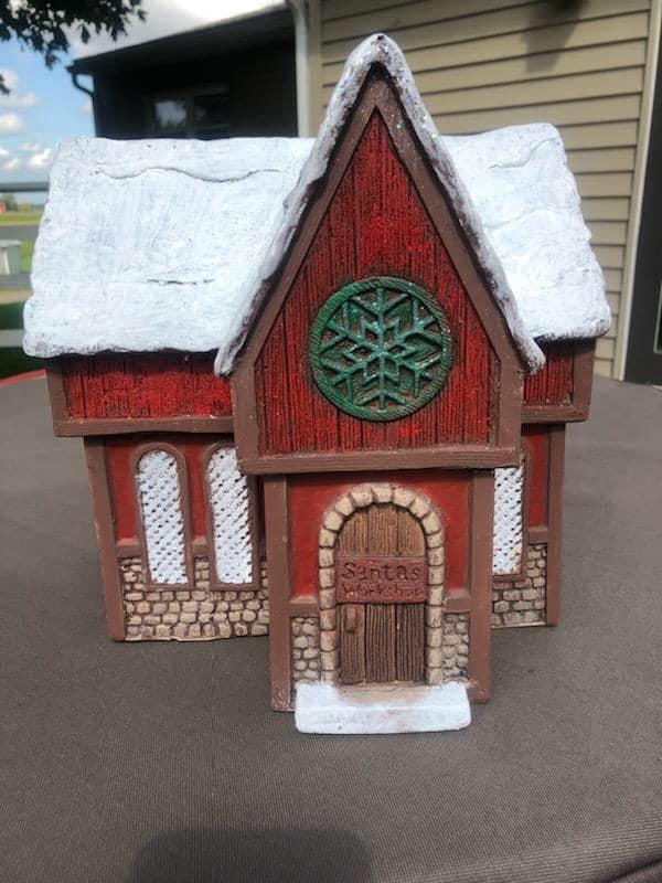 Christmas Workshop1