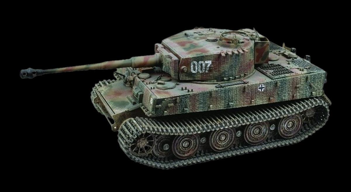 FOV 007 Tiger VI Whittmann