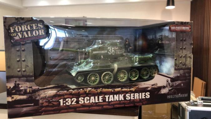 FOV T34 36 Boxed