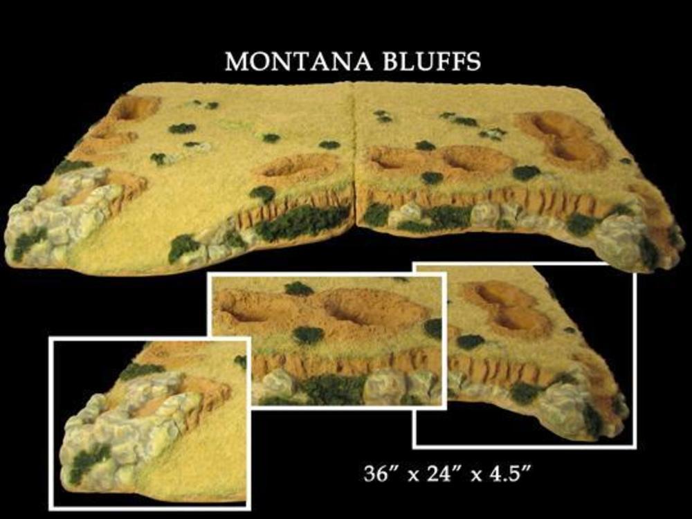Montana Bluffs