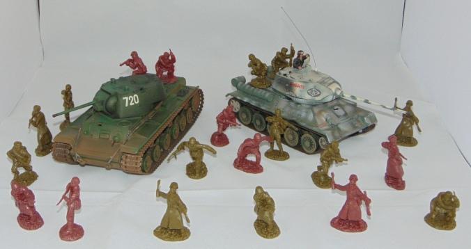 TSSD Russians & Tanks