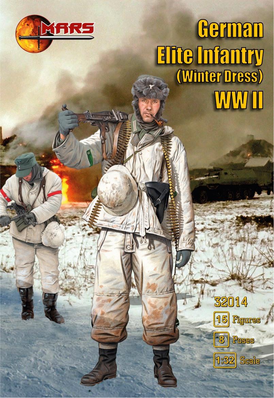 German Elite Infantry