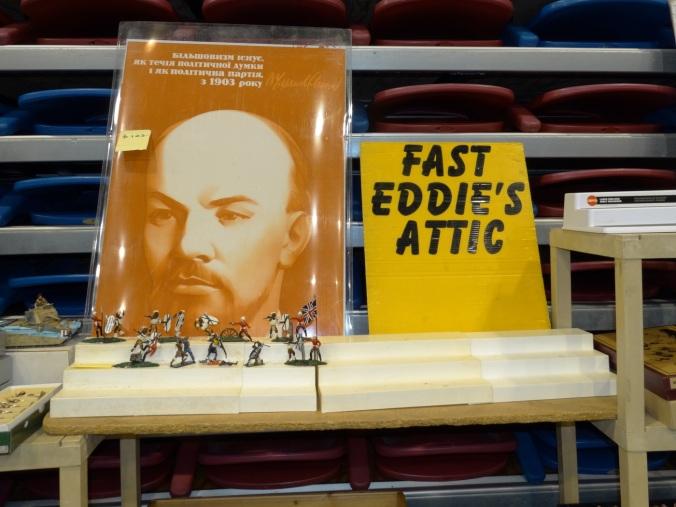 B Fast Eddies Attic