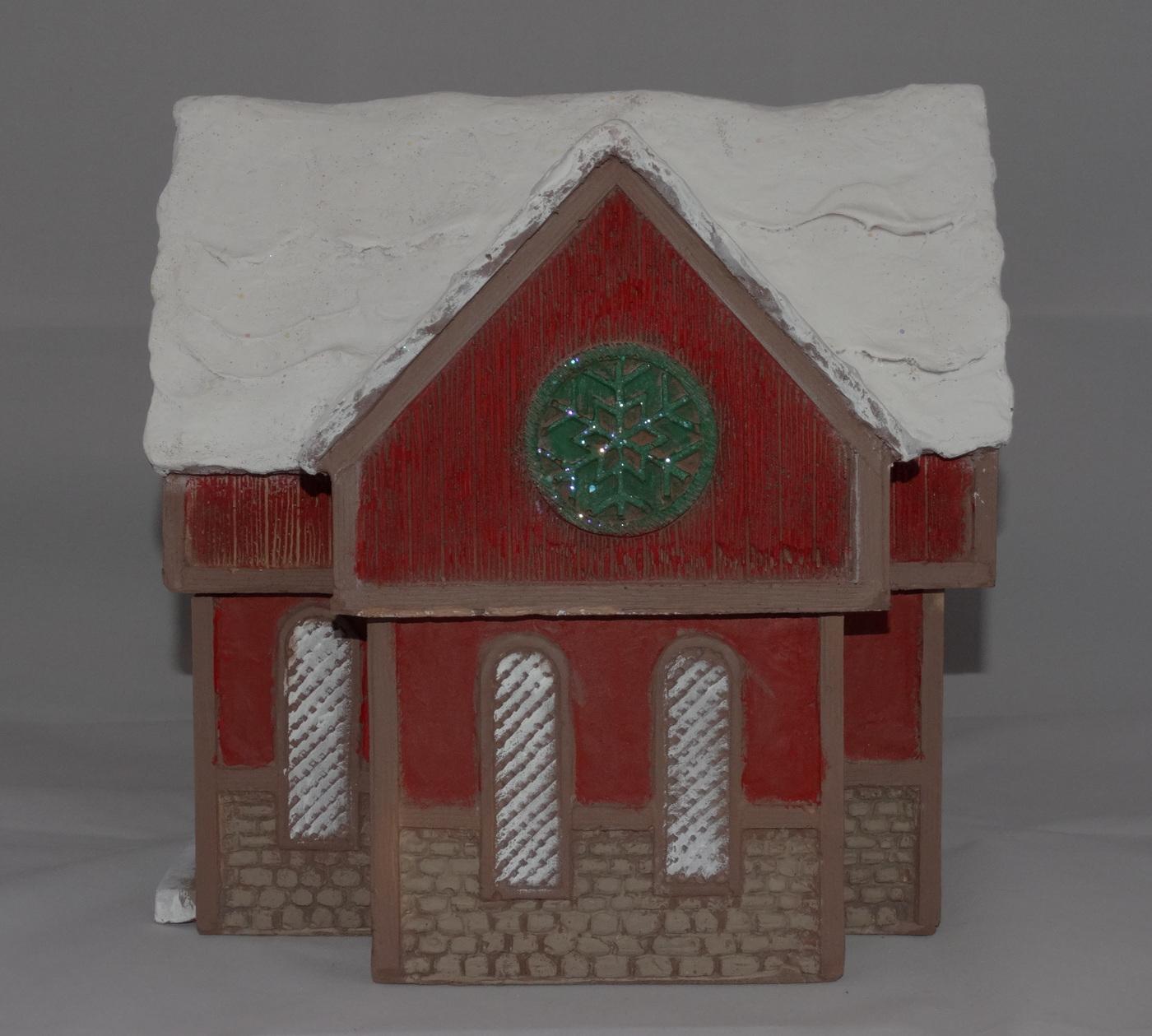 Santa Workshop11
