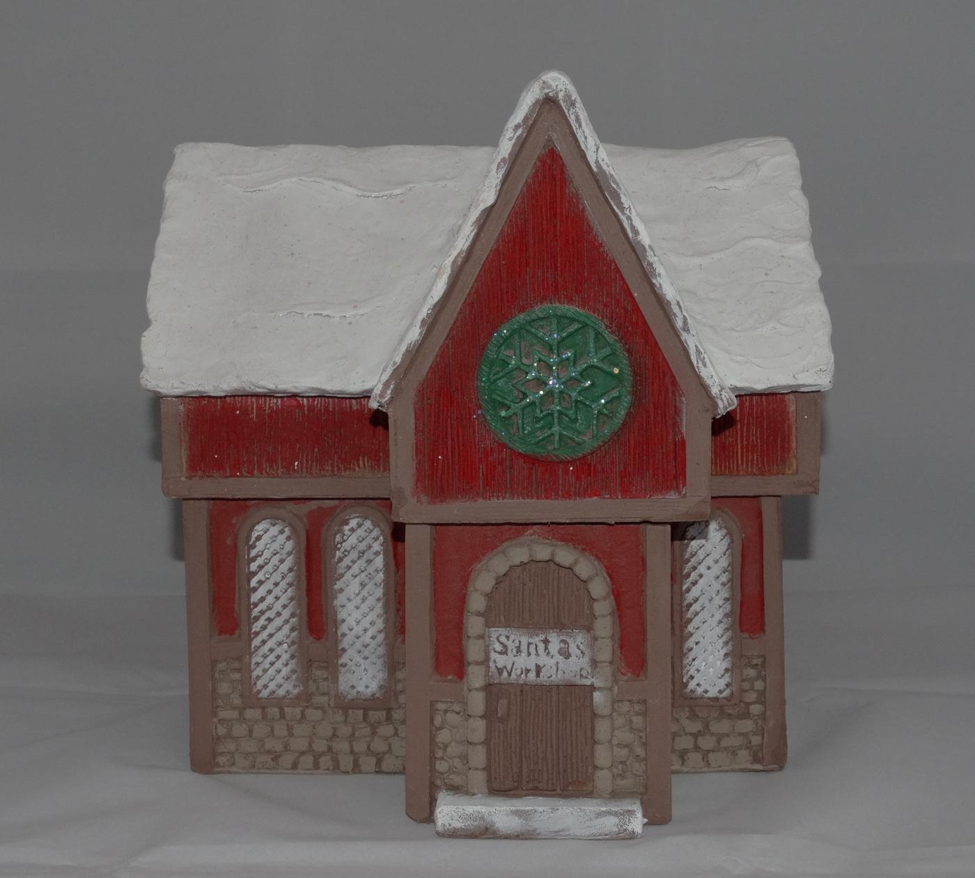 Santa Workshop8