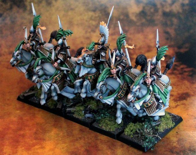 Warhammer Elves2
