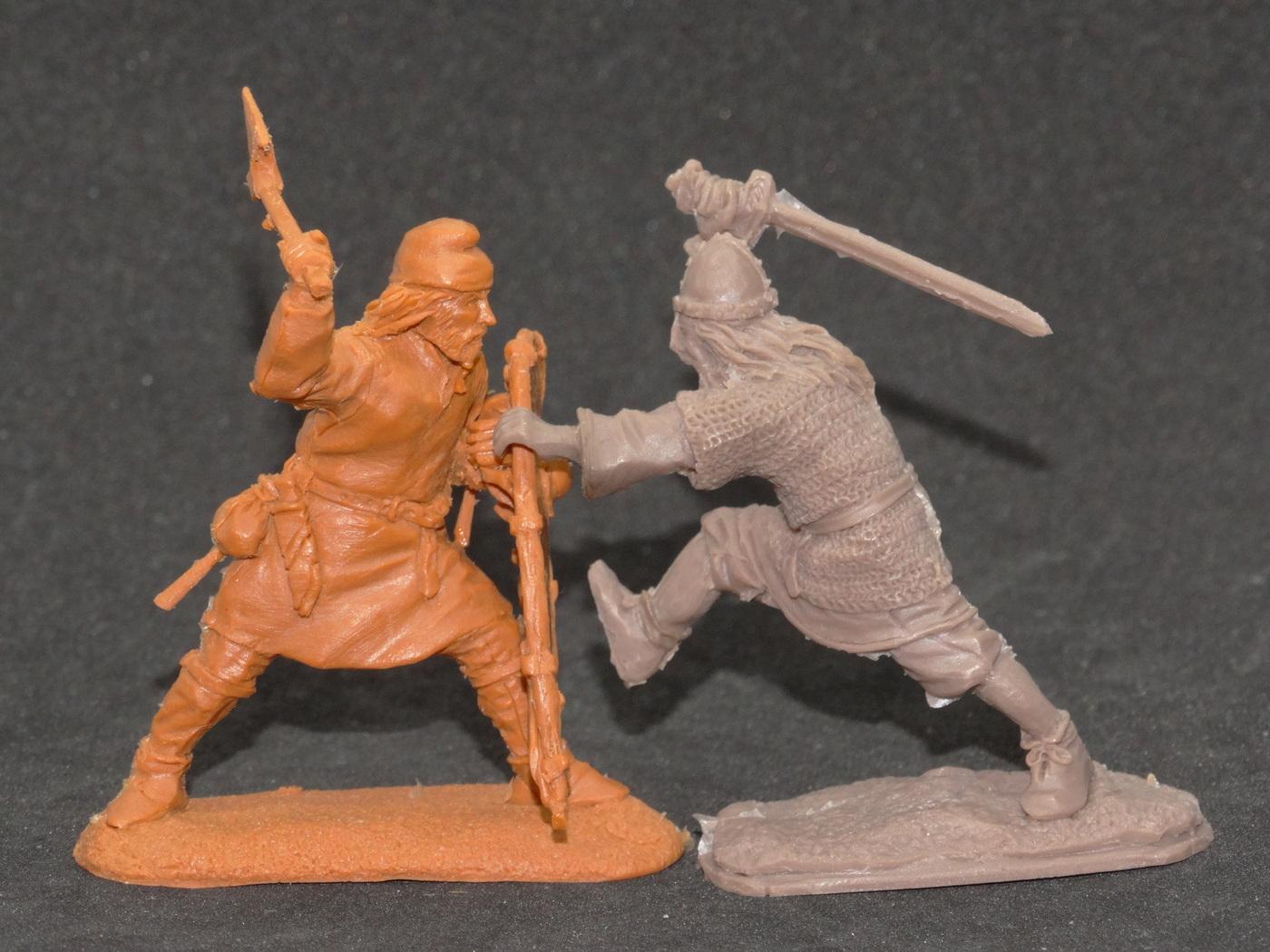 Saxon vs Prikaz