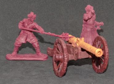 Streltsy regiment of artillery5
