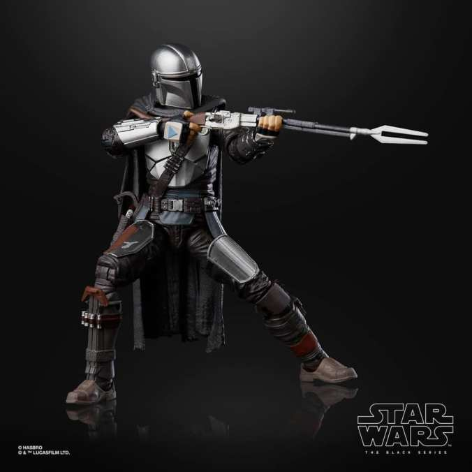 BS The Mandalorian Beskar-1