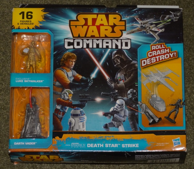 Star Wars Command4a