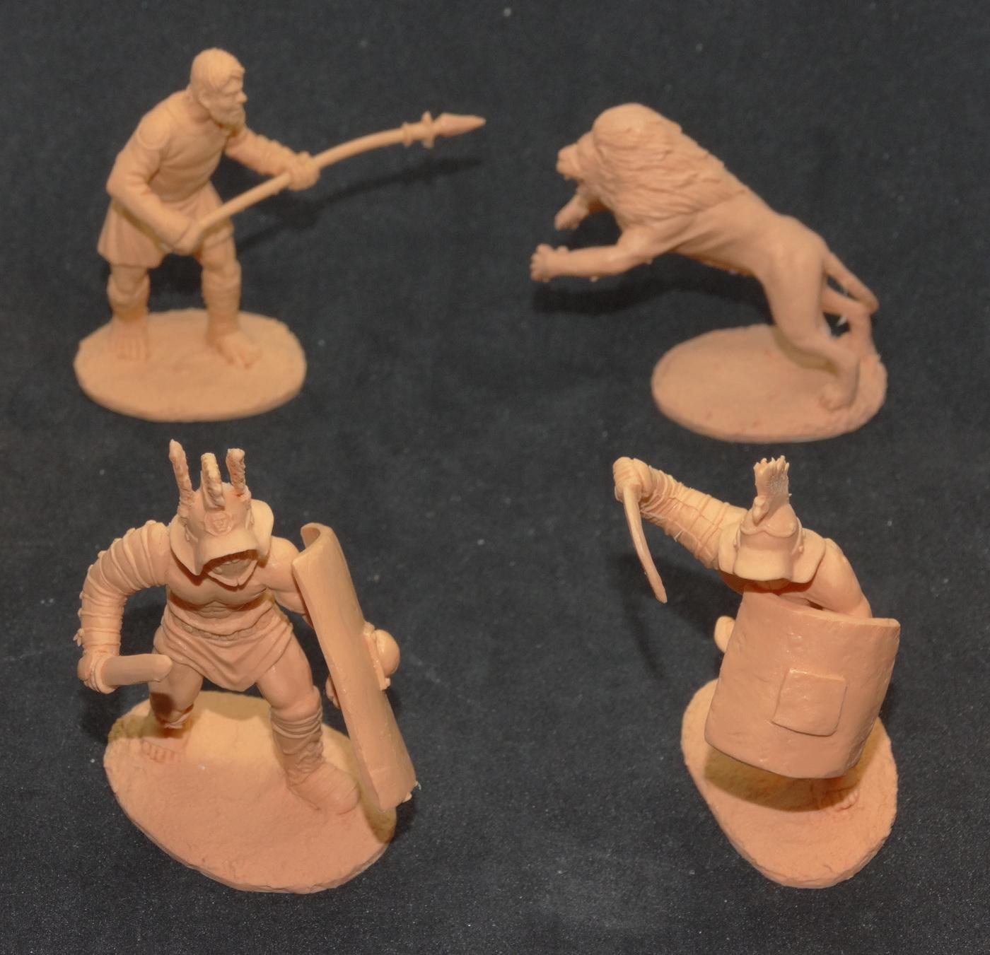 Warhansa Gladiators