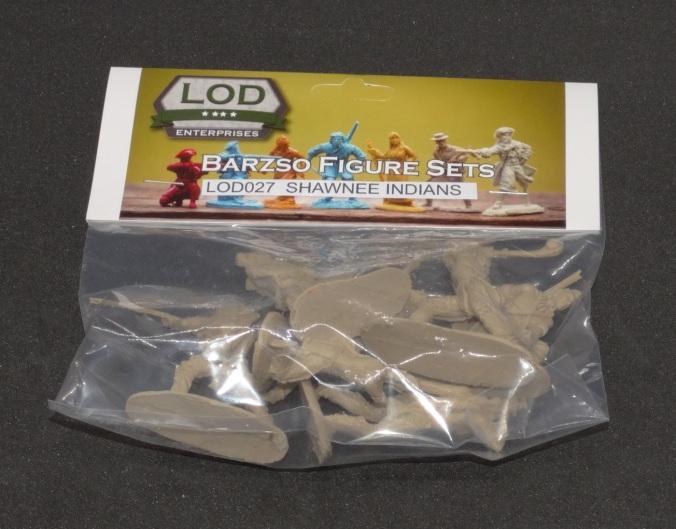 Barzso LOD027 Shawnee Indians