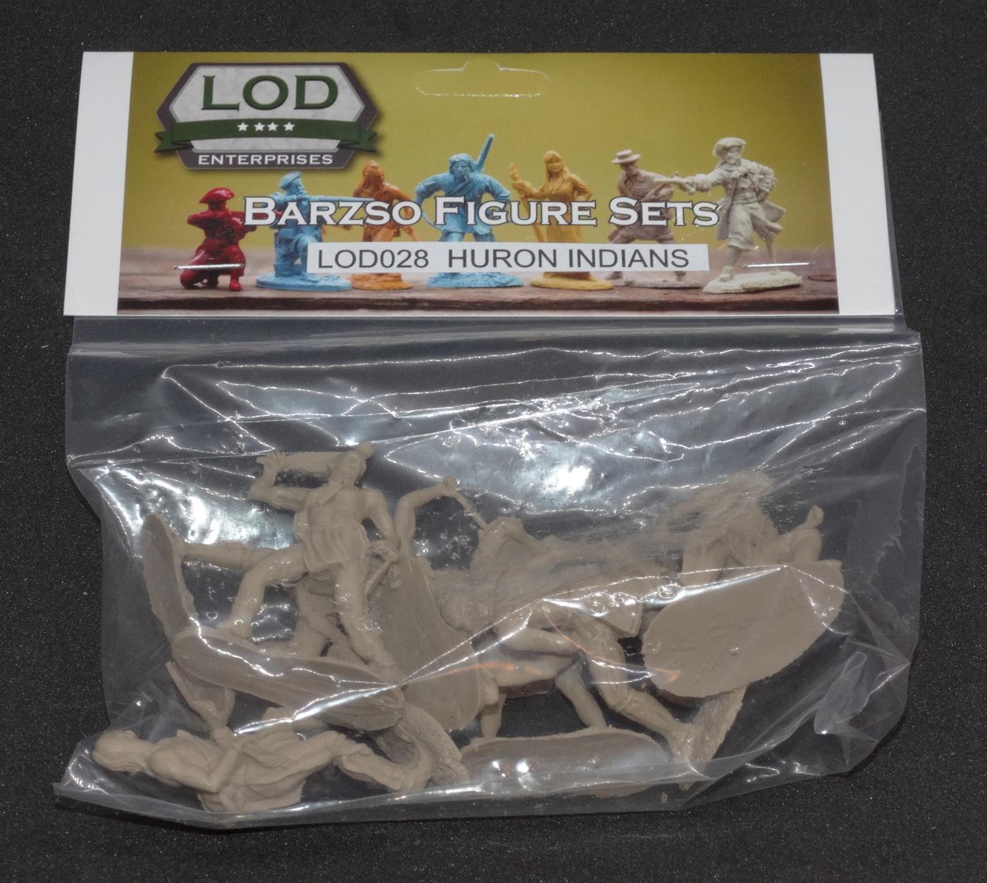Barzso LOD028 Huron Indians