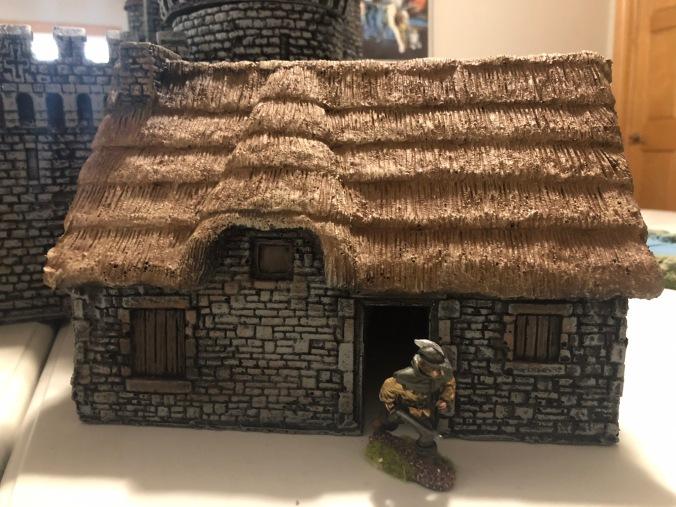 Medieval Stone Cottage – Large
