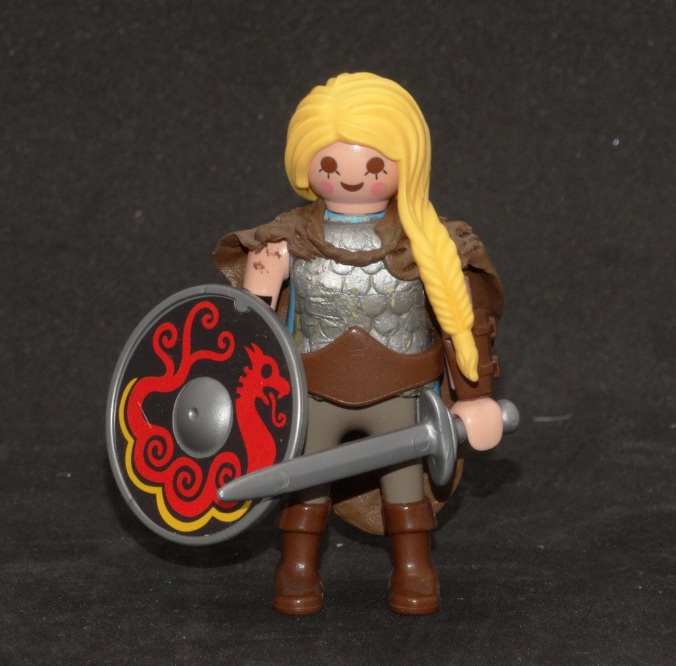 Playmobil Shield Maiden1