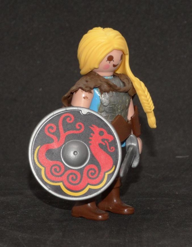 Playmobil Shield Maiden1c