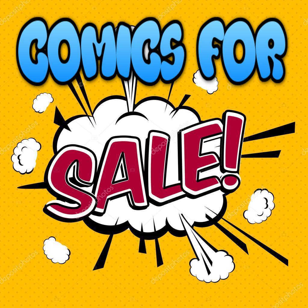 Comics for Sale